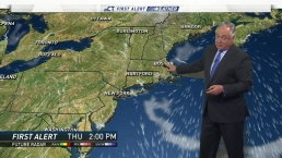 Morning Forecast for May 23