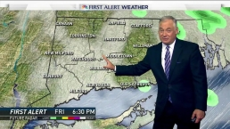 Morning Forecast for May 25