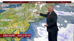 Morning Forecast for Mon. Jan. 21