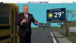 Morning Forecast for Nov. 15