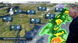 Morning Forecast for Nov. 21