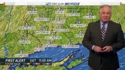 Morning Forecast for Nov. 22