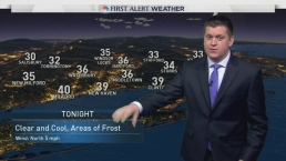 Morning Forecast for Oct. 16
