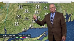 Morning Forecast for Oct. 19