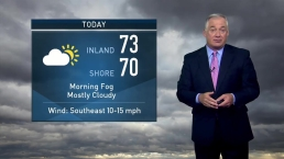 Morning Forecast for Oct. 23