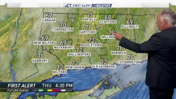 Morning Forecast for Sept. 19