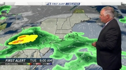 Morning Forecast for Tuesday June 18