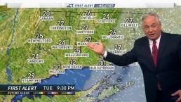 Morning Forecast for Nov. 11