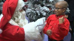 Signing Santa Delivers Holiday Joy