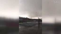 North Haven Tornado Captured on Video