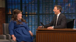 'Late Night': Aidy Bryant Once Did Improv With Young Kids