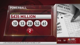 Several Smaller Powerball Prizes in Connecticut