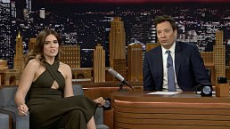 'Tonight Show': Mandy Moore's 'This Is Us' Warm-up