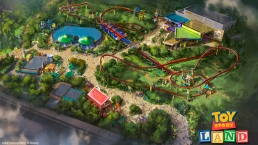 """Disney's Hollywood Studios Debuts """"Toy Story Land"""" Zone"""