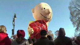 Winds May Ground Some Thanksgiving Day Parade Balloons