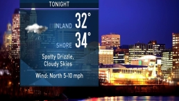 Nightly Forecast for Jan. 18