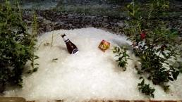 Dallas Viewers Share Dramatic Photos of Hail- Gallery IV