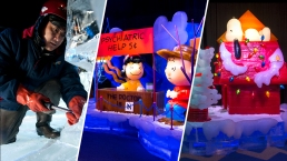 Photos: 'Charlie Brown Christmas' Opening at Nat'l Harbor