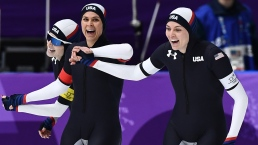US Wins First Long Track Speedskating Medal Since 2010