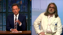'Late Night': An Interview with Donald Trump's Doctor