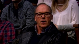 'Late Night': Michael Keaton Didn't Know He Was a Guest