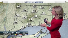 Nighttime Forecast For May 27