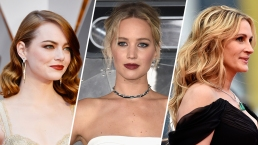 Stone, JLaw, Roberts: The Top Paid Actresses in 2017