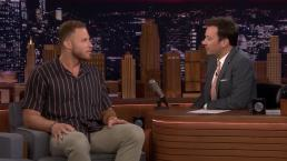 'Tonight': Blake Griffin on How He Got Into Stand-Up Comedy