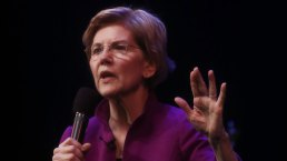 Sen. Elizabeth Warren Unveils Universal Child Care Plan