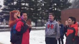 Newington Teen Gets Birthday Surprise Thanks to His School