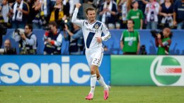 Galaxy Wins MLS Cup, Bids Beckham Adieu