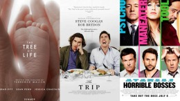 """New on Home Video: """"Tree of Life"""", """"The Trip"""", """"Horrible Bosses"""" & More"""