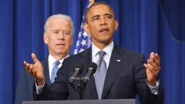 Obama Keeps Chicago In Gun Debate