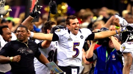 Lights Out: Ravens Deny Comeback Bid, Win Super Bowl