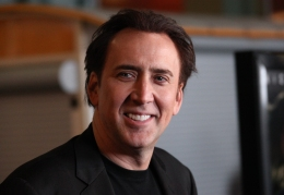Nic Cage Answers the Tough Questions