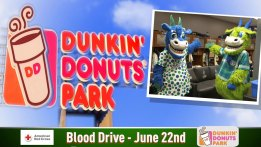 NBC Connecticut/Red Cross Blood Drive at Dunkin Donuts Park