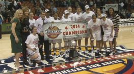 UConn Women Win AAC Championship