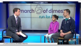 Connecting You to the March of Dimes Run for Babies