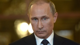 Putin: FIFA Case Is Latest Example of U.S. Meddling