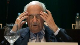 FIFA's Sepp Blatter Suspended by Organization