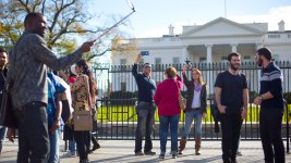 White House Fence Jump Was Act of Protest: Attorney