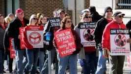 Verizon, Unions Reach Tentative Agreement: Labor Secretary