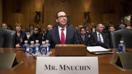 Trump, Mnuchin Say Focus Will Turn to Tax Reform