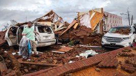 More Deaths Reported After 16 Die in Southeast Tornadoes