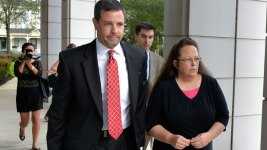 Clerk's Petition to Withhold Gay Marriage Licenses Denied