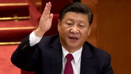 China Lifts Xi's Status to Most Powerful Leader in Decades
