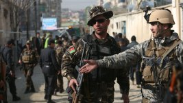 U.S. Embassy in Kabul Warns Americans of 'Imminent Attack'