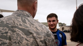 Train Hero Guardsman to Receive Top Army Honor