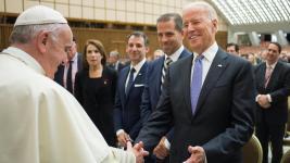 Biden Calls for Global Commitment to Cancer in Vatican Speech
