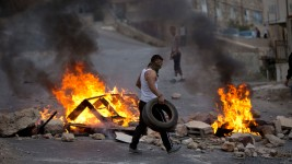 West Bank Unrest: 970 Injured Since Weekend, Red Crescent Says
